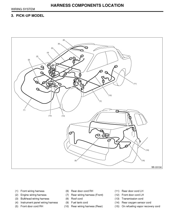 Wiring Diagram For An 05 Baja